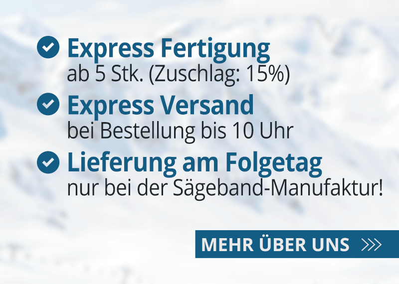 Unser Express-Service