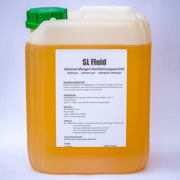 Minimalmengen-Hochleistungssprühöl, Schneidöl, 5L Kanister