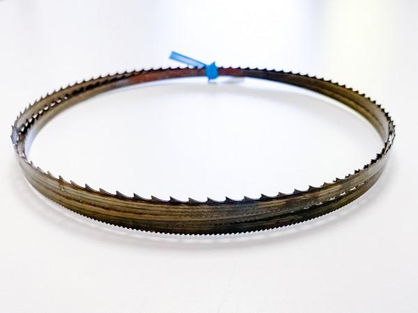 SBM Sägeband mit Rückenverzahnung 8 x 0,65 mm, Zimmerei Bandsäge geeignet für Mafell Sägen