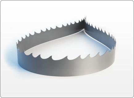Lenox Woodmaster CT Hartmetallbestücktes Sägeband für Harthölzer